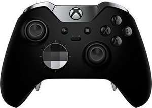 MICROSOFT Xbox One Elite Wireless Controller ab 104,-€. Versandkostenfrei [Saturn Super Sunday]