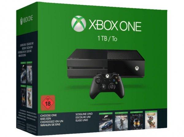 50 Euro Direktabzug auf Xbox One Konsolen + 2. Controller kostenlos [Saturn online]