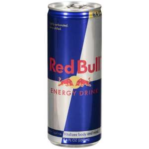 FYI: RedBull Müller Drogerie: 85 Cent die 0,25l Dose