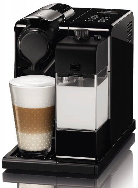 DeLonghi Nespresso EN 550.B Lattissima Touch schwarz Kapsel Kaffeemaschine [Amazon Blitzdeal]