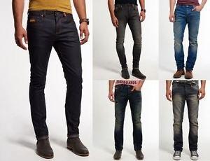 (Wieder verfügbar) Superdry Jeans Herren versch. Modelle 24.95