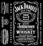 Jack Daniels: Whiskey  /  Honey  /  150 Jahre (43%) @ Metro