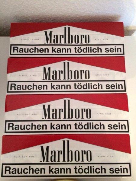 Kettenraucherdeal!!! 15 Packungen Marlboro für 64,36€