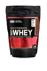 Optimum Nutrition Standard whey 450g stark reduziert :)