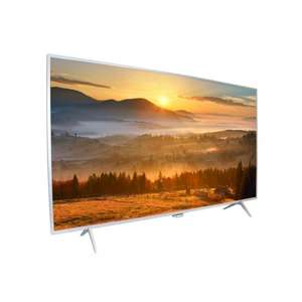 Philips 49PUS6401 123 cm (49 Zoll) 4K Ultra HD LED-TV, 4xHDMI, Triple Tuner incl. DVB-T2, Smart TV, USB Recording, Ambilight, Android 5.1 für 610,99€ @NBB