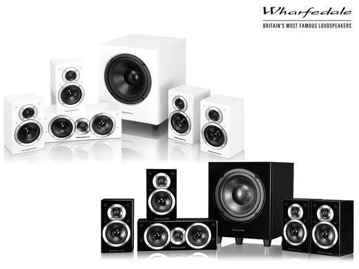 (IBood) Wharfedale DX-1 SE 5.1-Heimkino-Soundset für 358,90€ statt 489,00€