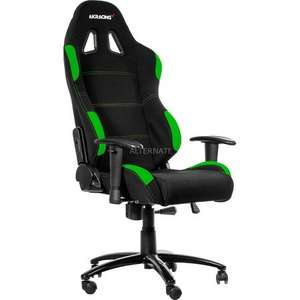 AKRACING Gaming Chair (schwarz/grün) @zackzack.de 199,90€