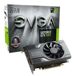 EVGA GeForce GTX 1060 Gaming 6GB für 253,99 inkl. Versand [digitalo.de] PVG ab 283€ inkl.