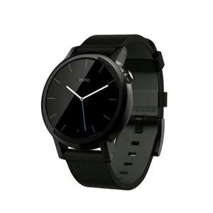 Motorola Moto 360 Smartwatch 2. Generation 2015 (Android & iOS) 42mm für 194,20€ [Amazon.fr]
