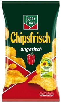 funny-frisch Chipsfrisch Ungarisch 175g für 0,96€ @Rossmann