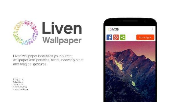 "[Android] Mit App des Tages ""Liven Wallpaper""  Gratis,  statt 2,49€"