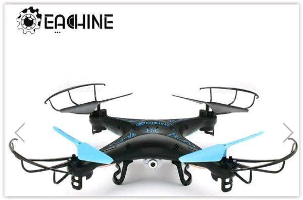 Eachine E5C Drohne mit 2.0 MP 720p Kamera (Banggood)