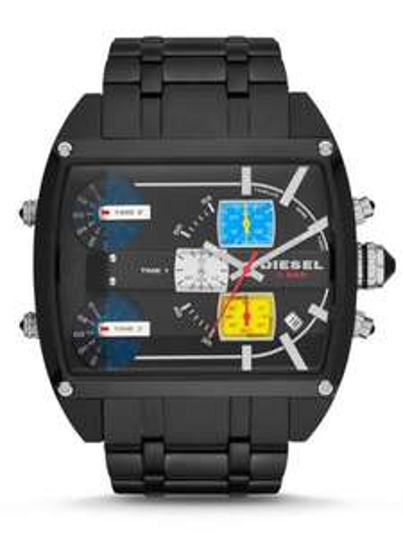 (OneDealOneDay) Diesel Herren-Armbanduhr XL Chronograph Quarz Edelstahl DZ7325 für € 156,86 inkl VSK statt > 215,00€