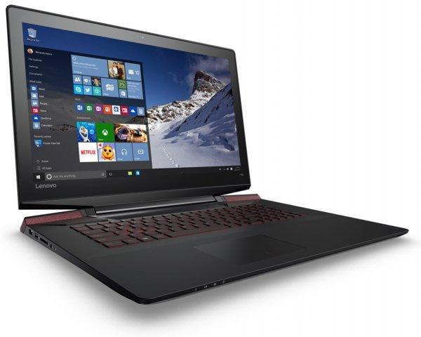 "Lenovo IdeaPad Y700-15ISK, Core i5-6300HQ Quad-Core bis 3,2GHz, GTX 960M, 8GB RAM, 1TB HDD + M.2-Steckplatz, 15,6"" Full HD IPS, beleuchtete Tastatur, Windows 10 - 826,99€ @ Cyberport.de"