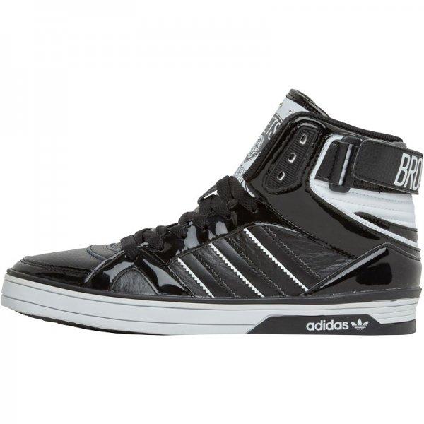 (MandM) adidas Originals Damen Space Diver Hi-s Sneakers Schwarz für € 30,95 statt > 50,00€