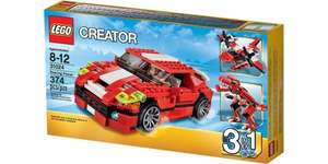 ** Rossmann Lego Creator 31024 Power Racer 3 in 1 **