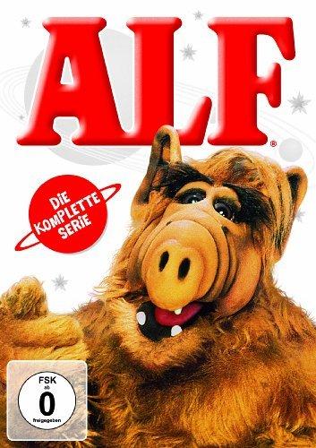 Wieder bei 16,99 € bei Abholung! ALF - Die komplette Serie DVD Box 16,99€ (bei Abholung im Markt) [Real Online Shop]