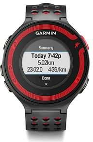 Garmin Forerunner 220 HR Laufuhr (inkl. GPS und BT) + Brustgurt für ca. ~111€ [21run]