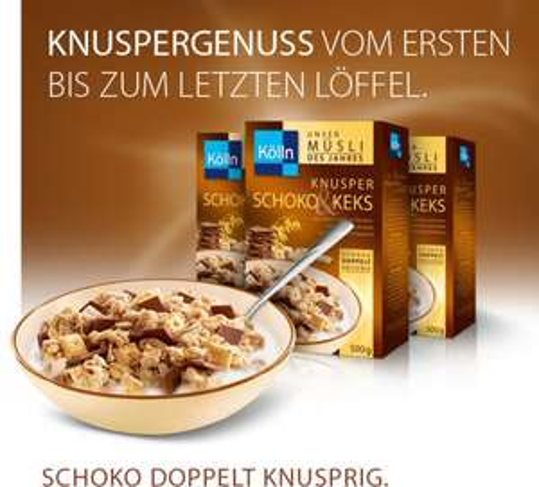 [Müller] Kölln-Müsli für 1,99€ statt 2,99€