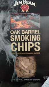 {Lokal Obi Bremerhaven] Jim Beam Oak Barrel Smoking Chips  4.99