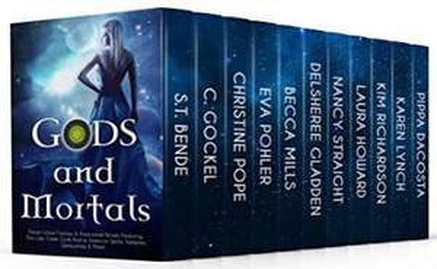 [ Kindle] Gods and Mortals: Eleven Novels Featuring Thor, Loki, Greek Gods, Native American Spirits, Vampires, Werewolves, & More