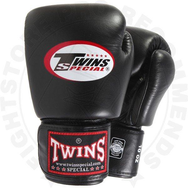 Twins Boxhandschuhe (Handmade Leder) für 53,80€ bei Khun Pon