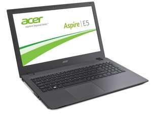 Acer Aspire E 15 (15,6 FHD matt, i5-4210U, 8GB RAM, 256GB SSD, DVD-Brenner, Gb LAN + Wlan ac, FreeDOS) für 460,63€ [Amazon]