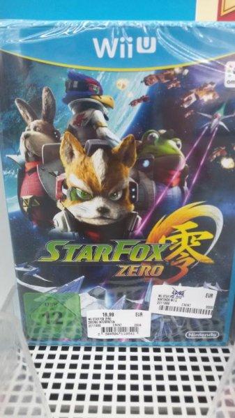 Star Fox Zero (WiiU) 19.99€ [Lokal MM Buchholz]