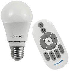 Fernbediente LightMe LED Varilux Classic A60  6,5 W - E27 €5,44-6,59 bei Conrad
