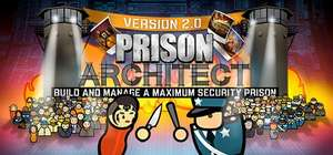 [Steam] Prison Architect (ab) 6,99€