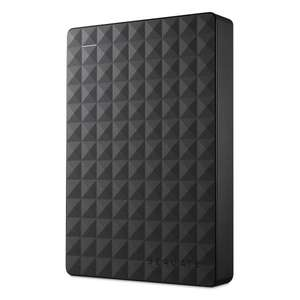 Seagate Expansion Portable, 4TB, externe tragbare Festplatte (2016 Edition) USB 3.0 für 119,51€ @Amazon.UK