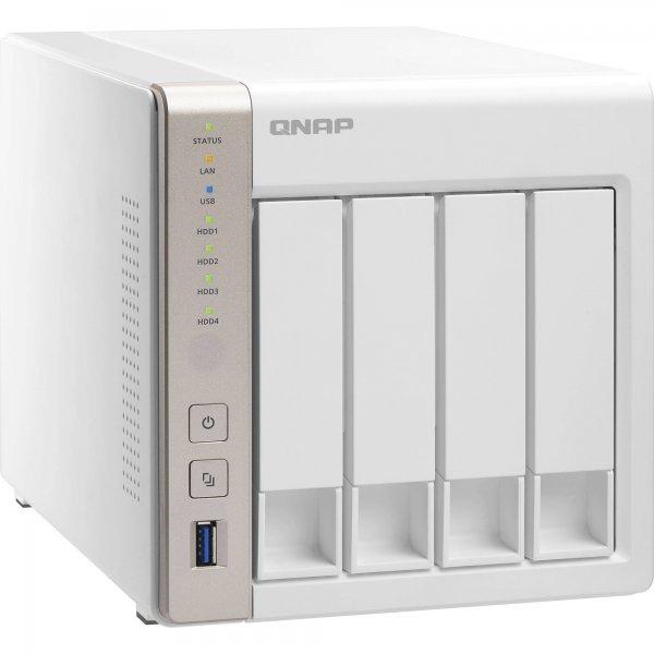 QNAP TS-451 NAS-System bei Cyberport für 304 Euro