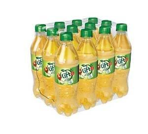 Lift Ew Pet Apfelschorle, 12er Pack, Einweg (12 x 500 ml)