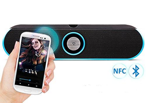 Bluetoothlautsprecher (VK u Versand durch Amazon) NFC, 2x 5 Watt (3 Stück Vorrätig)