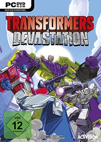 [Amazon] Transformers Devastation (PC - Steam)