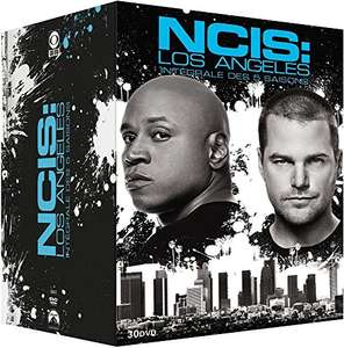 NCIS Los Angeles Komplette Staffel 1-5 (30 DVDs) mit Deutscher Tonspur inkl.Vsk für 38,83 € > [amazon.fr]