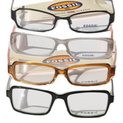 Fossil Brillengestelle 12 Modelle  für nur 15,99 € statt 89-99 €