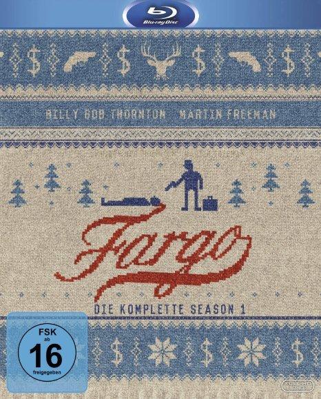 Fargo - Season 1 [Blu-ray] - super Serie für Amazon prime Mitglieder für 14,97 €, PVG: 17,44 €