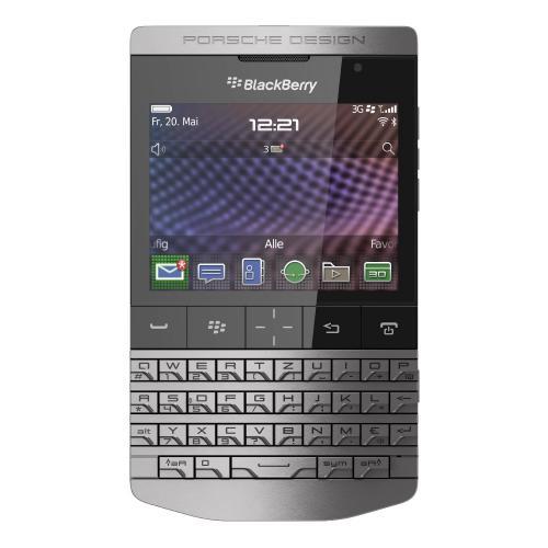 Porsche Design BlackBerry P'9981 - Edel Smartphone für schlappe 1475 EUR (inklusive Versand!)
