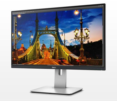 Dell UltraSharp U2515H mit 25 Zoll, 2560x1440 Pixel, AH-IPS, höhenverstellbar, Pivot, Swifel, 3 Jahre Garantie für 279€ bei Cyberport