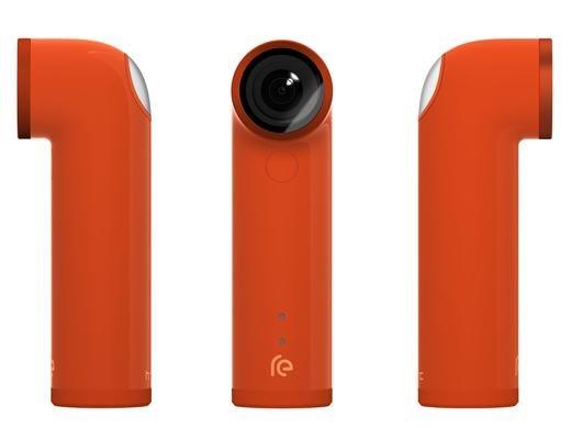 (IBood) HTC RE Actionkamera in rot für € 65,90 statt 83,80