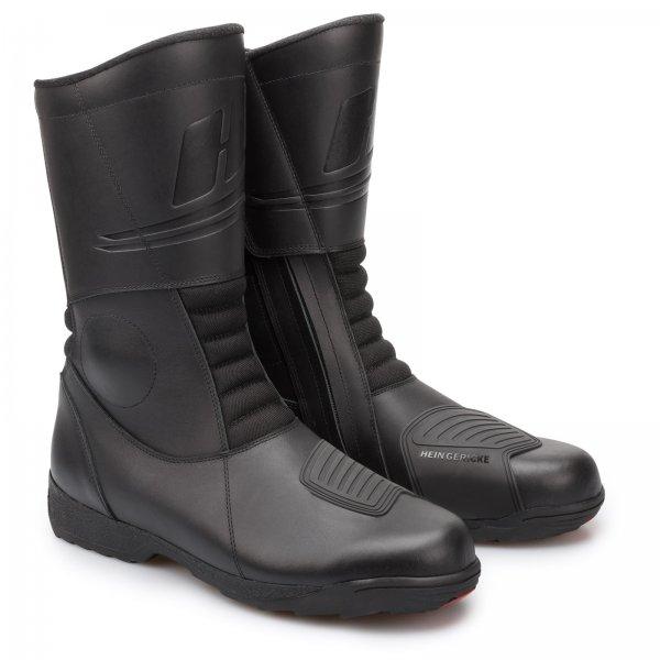 (Hein Gericke) Hein Gericke Tourer sheltex Stiefel schwarz für € 103,90 statt 153,94 / Tipp der Woche