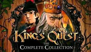 Kings Quest: The Complete Collection (PC) für