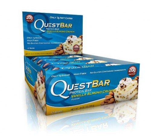 12 Quest Bars für 19,90€ bei Bodyandfit