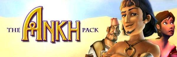 [Steam] Ankh Pack (PC) für