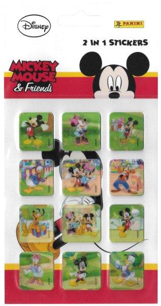 Disney Sticker /15 verschiedene kleine Bögen / von Panini hergestellt