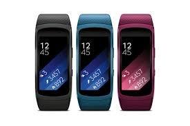 Samsung Gear Fit 2 131,39€ oder 156,35€