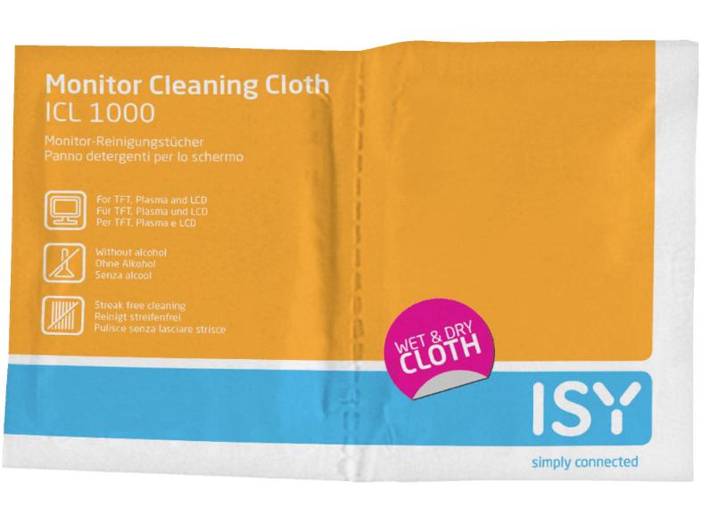 ISY ICL-1000 Bildschirmreiniger - TFT reinigen für wenig Geld :D