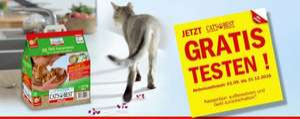 GZG - CAT'S BEST ÖkoPlus Katzenstreu Geld zurück Garantie
