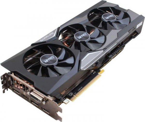 Sapphire Radeon R9 FURY Nitro für 319,90€ + Versandkosten/Zuschlag Zahlungsmittel